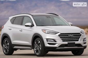 Hyundai Tucson 1.6T-GDI АТ (177 л.с.) 4WD 2018