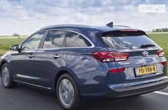 Hyundai i30 1.6 AT (130 л.с.) 2019