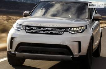 Land Rover Discovery 5 2.0 Si6 AT (300 л.с.) 4WD 2018