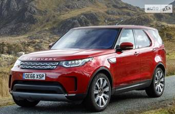 Land Rover Discovery 5 3.0 SD4 AT (306 л.с.) 4WD 2019