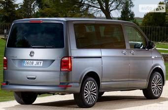 Volkswagen Caravelle New Common Rail 2.0 l TDI AT (103kW) 3000 L1H1 2018