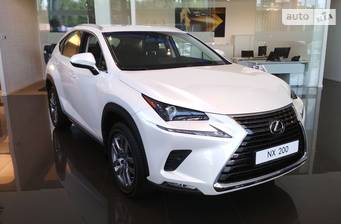 Lexus NX 200 AT (150 л.с.) AWD 2018