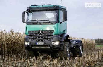 Mercedes-Benz Arocs 2042 АS AT (421 л.с.) 4х4 2018