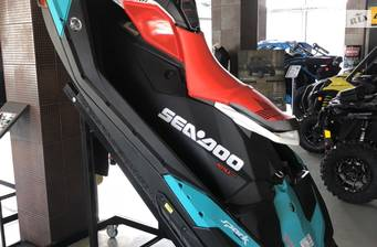 BRP Sea-Doo Spark 2-UP 90hp/IBR Trixx Blue/Chili Pepper 2018