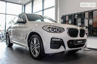 BMW X3 G01 30i AT (252 л.с.) xDrive 2018
