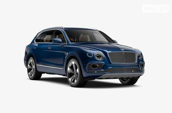Bentley Bentayga 4.0 AT (550 л.с.) 2018