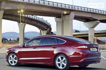 Ford Mondeo New 1.5 Ecoboost AT (165 л.с.) 2018