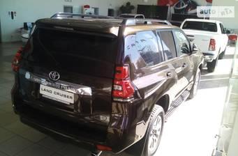 Toyota Land Cruiser Prado FL 2.8 D-4D AT (177 л.с.) 4WD 2018