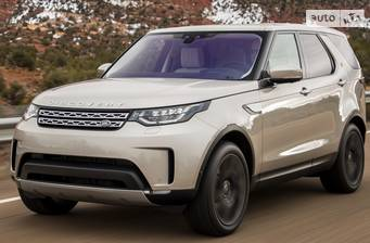 Land Rover Discovery 5 2.0TD AT (180 л.с.) 4WD 2018