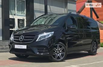 Mercedes-Benz V-Class V 250d AT (190 л.с.) 4Matic Long 2018