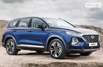 Hyundai Santa FE 2.2 CRDi AT (200 л.с.) AWD 2018