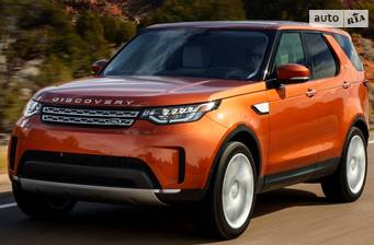 Land Rover Discovery 5 2.0 SD4 AT (240 л.с.) 4WD 2017