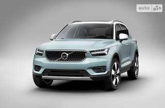 Volvo XC40 T4 2.0 AT (190 л.с.) 2019