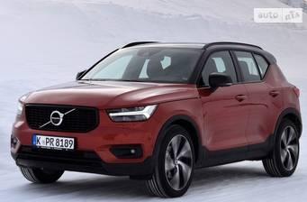 Volvo XC40 D3 2.0 MT (150 л.с.) 2018