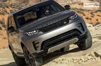 Land Rover Discovery 5 3.0 Si6 AT (340 л.с.) 4WD 2018