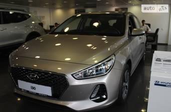 Hyundai i30 1.6 AT (130 л.с.) 2018