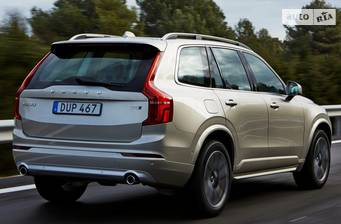 Volvo XC90 D5 2.0 AT (235 л.с.) 7s AWD 2019