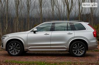 Volvo XC90 T5 2.0 AT (254 л.с.) 7s AWD 2019