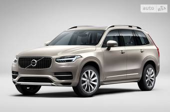 Volvo XC90 T5 2.0 AT (250 л.с.) AWD 7s 2019