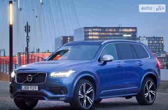 Volvo XC90 T8 2.0 AT (407 л.с.) Hybrid 7s 2019