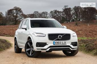 Volvo XC90 T5 2.0 AT (250 л.с.) AWD 7s 2018