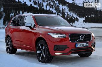 Volvo XC90 T6 2.0 8AT (320 л.с.) AWD 2017