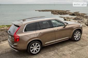 Volvo XC90 Т6 2.0 AT (313 л.с.) AWD 2018