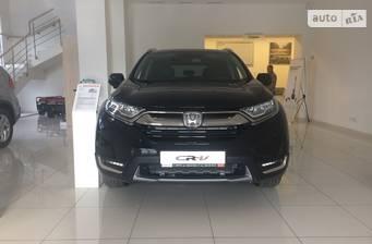 Honda CR-V 2.4 CVT (186 л.с.) 2018