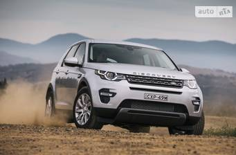 Land Rover Discovery Sport 2.0TD4 АT (180 л.с.) AWD 2019
