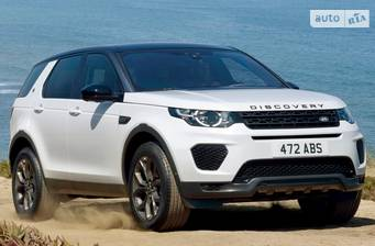 Land Rover Discovery Sport 2.0TD4 АT (180 л.с.) AWD 2018
