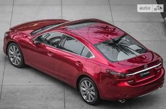 Mazda 6 2.0 MТ (165 л.с.) 2019