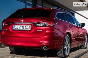 Mazda 6 2.0 AТ (165 л.с.) 2019