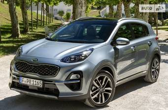Kia Sportage 1.6 GDI AT (132 л.с.) 2018
