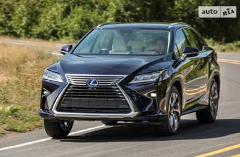 Lexus RX New 450h AT (313 л.с.) AWD 2018