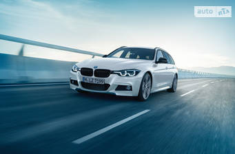 BMW 3 Series F31 330i MT (252 л.с.) 2018