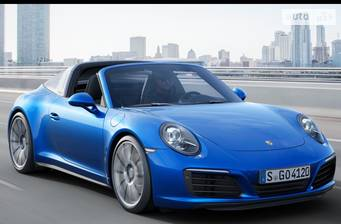 Porsche 911 Targa 4 GTS 3.8 MT (450 л.с.) 2018