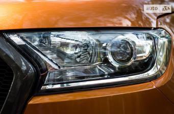 Ford Ranger 3.2D АТ (200 л.с.) DoubleCab AWD 2017