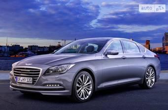Hyundai Genesis G80 2.0T GDI АT (245 л.с.) 2017