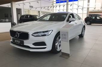 Volvo S90 T5 2.0 АТ (254 л.с.) 2017
