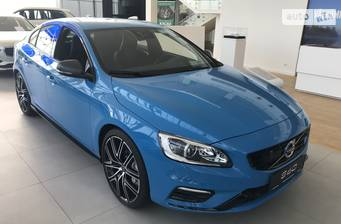 Volvo S60 T6 2.0 AT (367 л.с.) AWD 2018