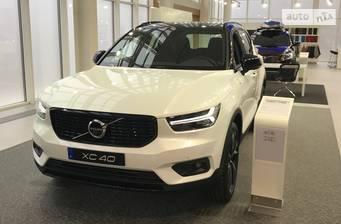 Volvo XC40 D3 2.0 MT (150 л.с.) AWD 2019