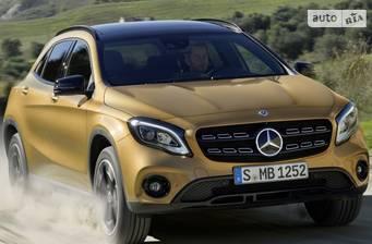 Mercedes-Benz GLA-Class GLA 220 AT (184 л.с.) 4Matic 2018