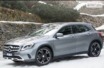 Mercedes-Benz GLA-Class GLA 250 AT (211 л.с.) 2018