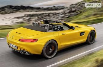Mercedes-Benz AMG GT Mercedes-AMG GT S AT (522 л.с.) 2019