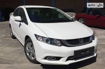 Honda Civic 1.8 МТ (145 л.с.) 2017