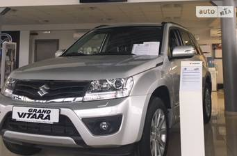 Suzuki Grand Vitara Minor change 2.4 МТ (168 л.с.) JLX-E 2018