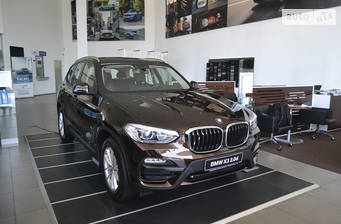 BMW X3 G01 20i AT (184 л.с.) xDrive 2018