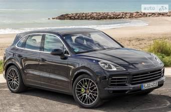 Porsche Cayenne E-Hybrid 3.0 Tip-tronic S (462 л.с.) 2019