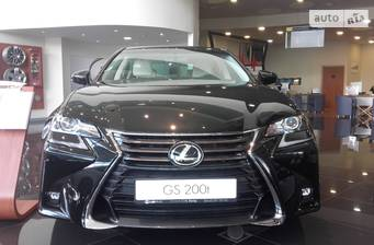 Lexus GS  200t AT (245 л.с.) 2017