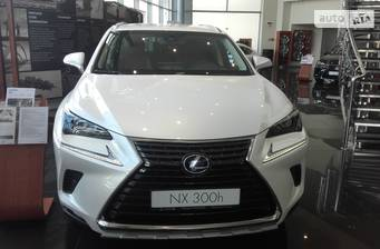 Lexus NX 300h AT (200 л.с.) AWD 2018